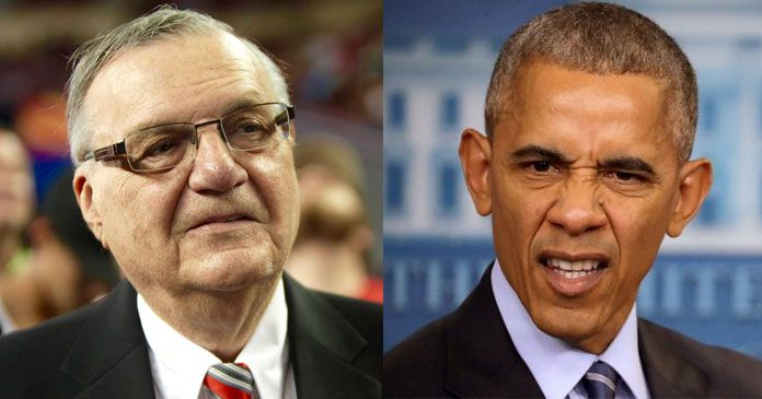 """Fresh off a Presidential pardon for his crimes defying a court order to stop harassing people based on race, the sheriff who proudly ran a brutal """"concentration camp"""" for inmates in Maricopa County, Arizona, has announced what he intends to do next. Unfortunately for all of us, Joe Arpaio says h…"""