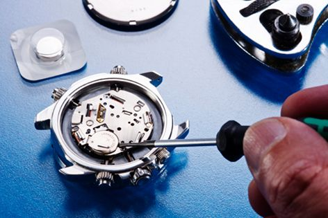 Routine for Your #LuxuryWatch: If your watch is equipped with a battery, it is recommended that routine maintenance be performed when changing the battery. If water resistant seals are utilized, cleaning is required less often; however, seals must be changed whenever the case-back is removed. Otherwise, seals should be changed annually, and resistance should be checked using pressure equipment through the manufacturers' agent.