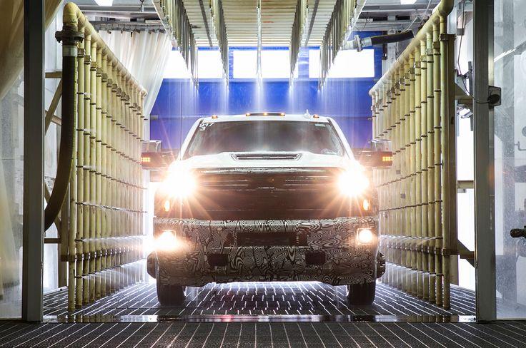 Chevrolet Silverado HD 2017