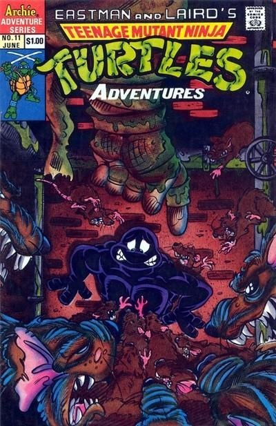 Great cover, reminds me of symbiote Spidey