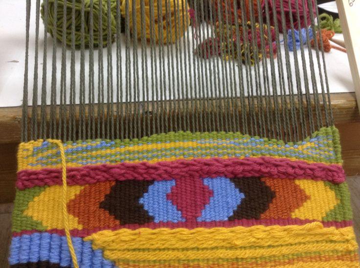 Tres lanas ,en tafetán