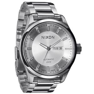 New Mens Nixon Automatic Watch