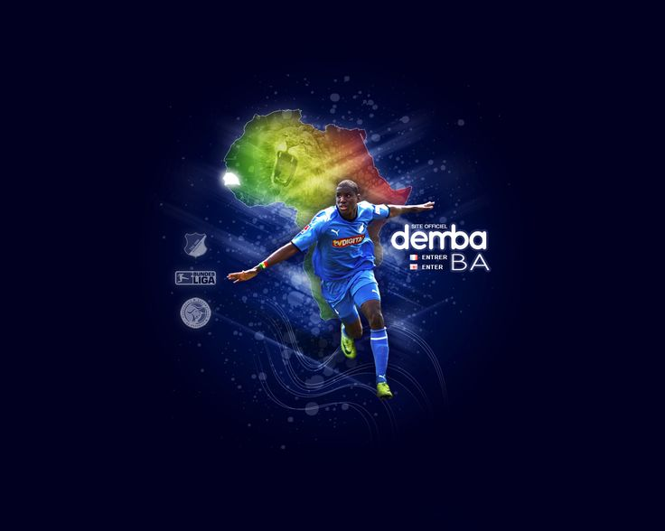 Demba Ba High Defintion 4K Wallpapers - http://wallucky.com/demba-ba-high-defintion-4k-wallpapers/