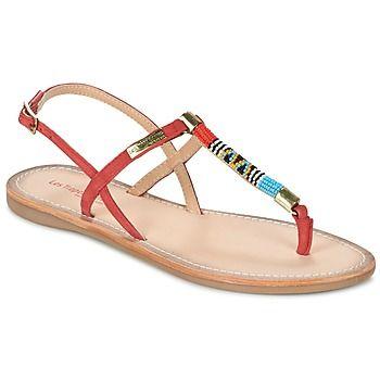 Sandales et Nu-pieds Les Tropéziennes par M Belarbi ODELIA Rouge 65.00 €