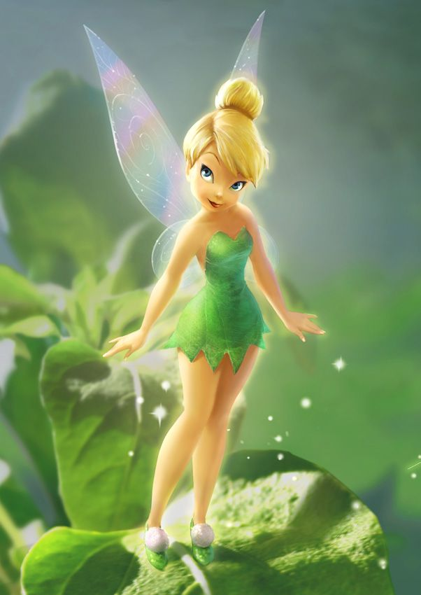 Tinkerbell - The Art of Ryan Carlson