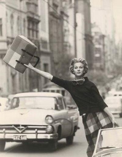 Helmut Newton, 1960.