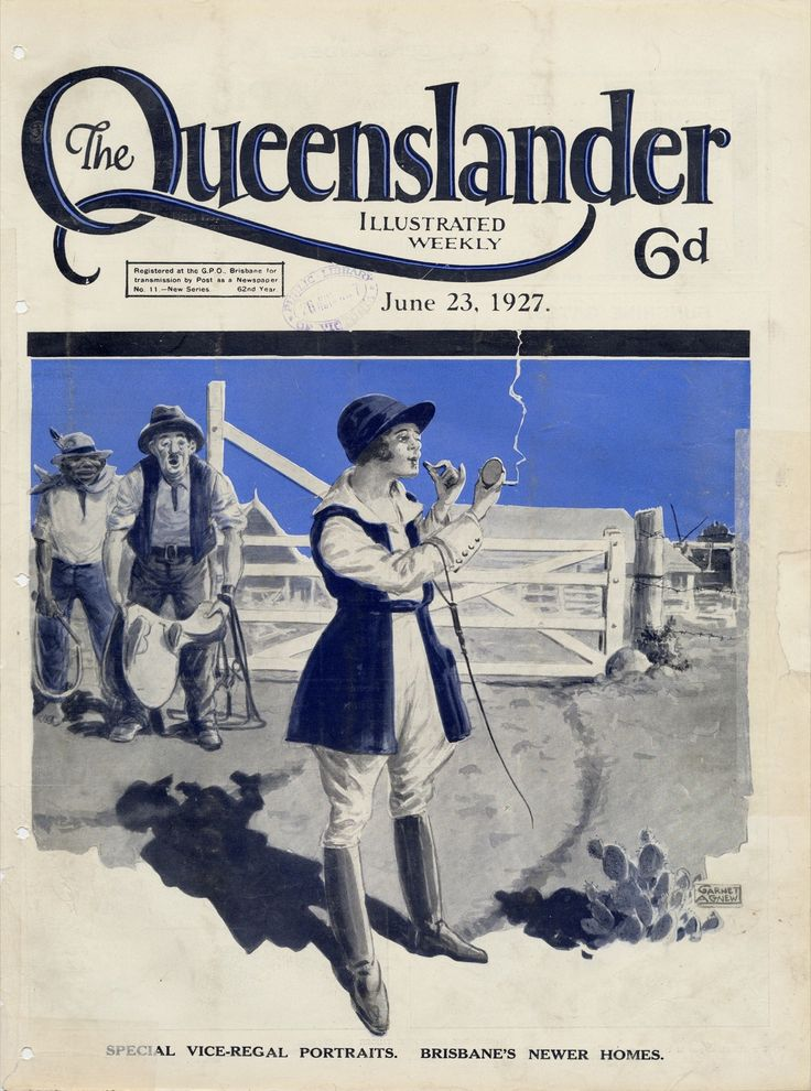 Discover the Queenslander (State Library of Queensland)