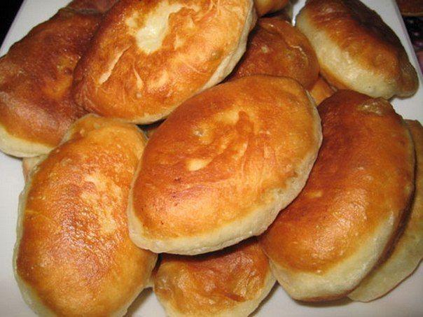 БЛОГ ПОЛЕЗНОСТЕЙ: Быстрые пирожки на кефире - готовятся моментально!