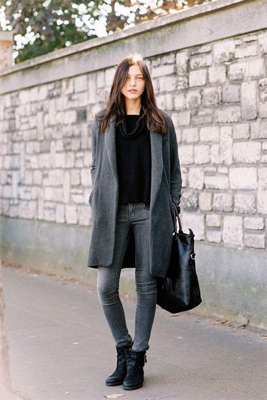 Vanessa Jackman: Paris Fashion Week SS 2013....Before Kenzo