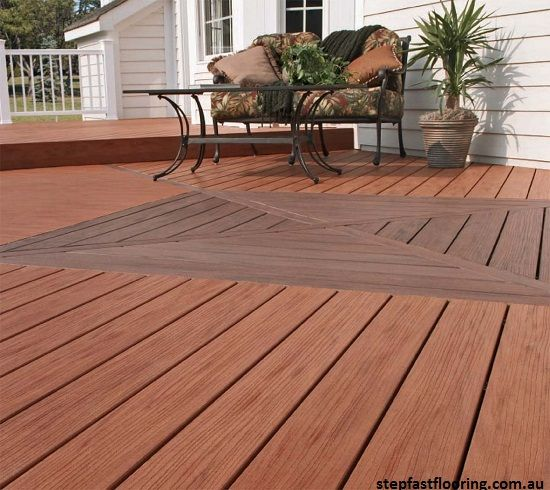 Stepfast Flooring is one of the leading #WpcDecking Suppliers and Importers from Perth.   Go and Buy it http://www.stepfastflooring.com.au/wpc-decking.php