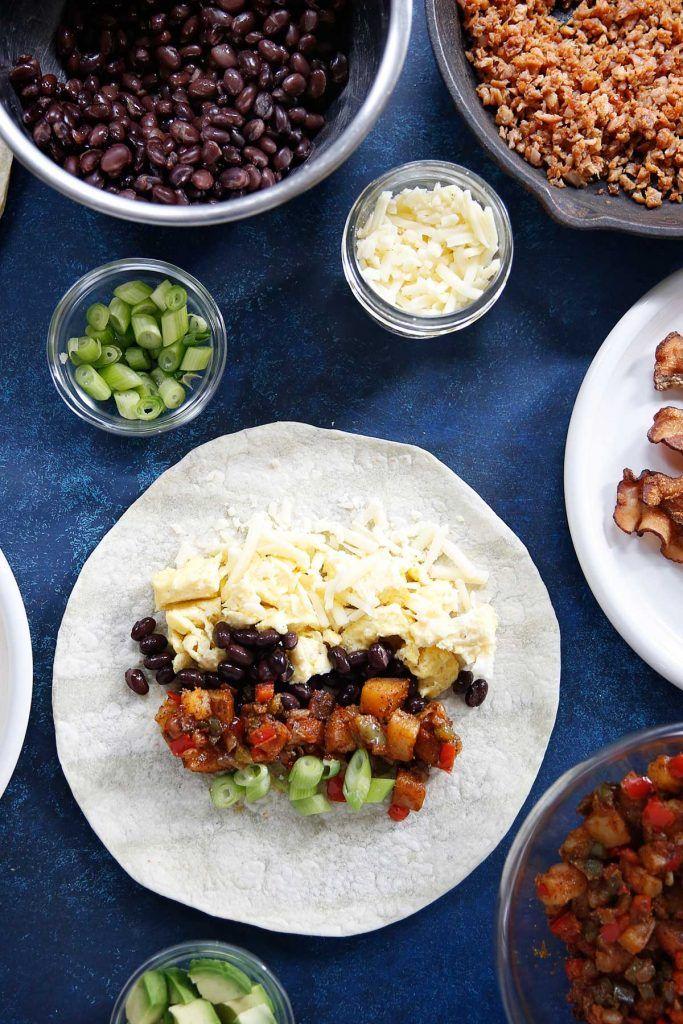 Freezer-Friendly Breakfast Burritos - Lexi's Clean Kitchen