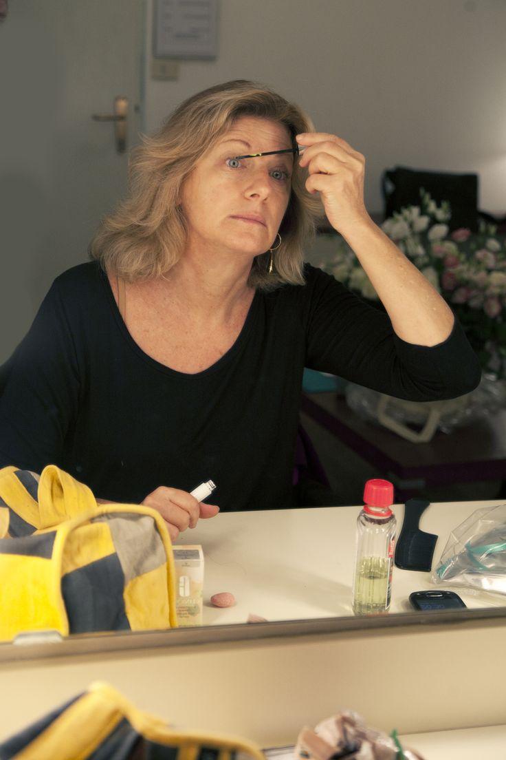 In preparazione!  Angela Finocchiaro - La Scena
