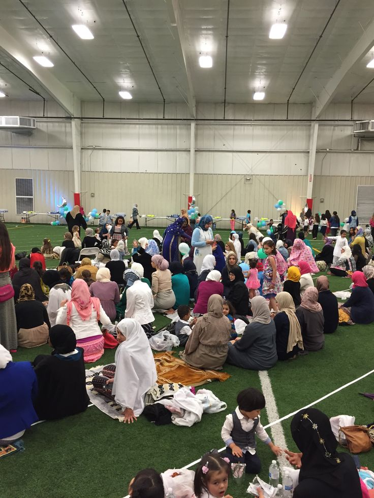 Inside an Eid Prayer Service | My Islamic Life