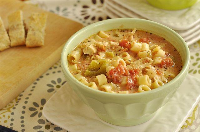 Italian Turkey Soup | Recipe | Refrigerators, Noodle soups and Italian ...