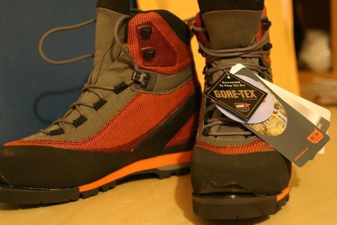 Ботинки salomon pro ice