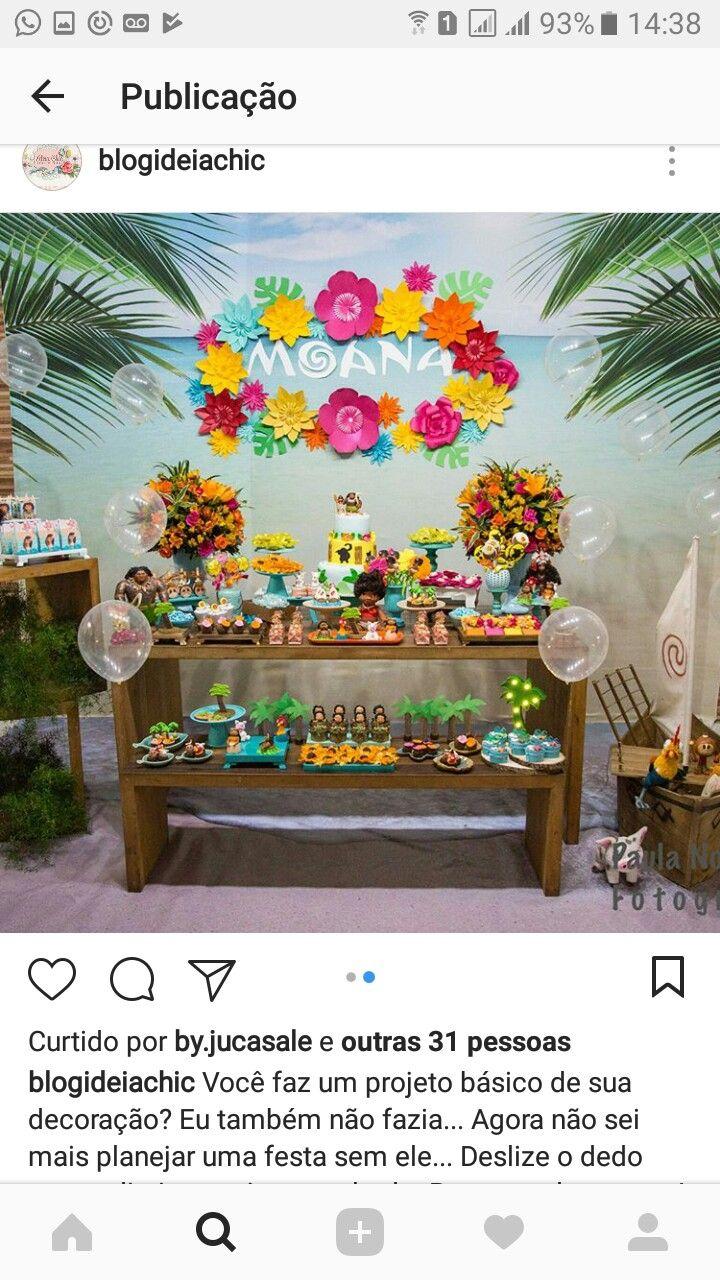 97 Mejores Im Genes De Festa Moana En Pinterest Fiestas Fiestas  # Muebles Agustin Moana
