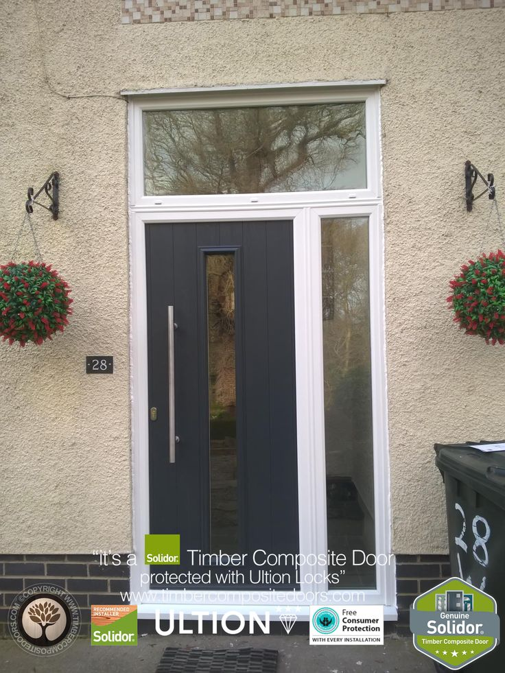 Solidor Composite Doors by Timber Composite Doors, the largest range of Timber Core Composite Doors, Stable Doors available fitted Nationwide. All with Ultion Locks as Standard, 12 months 0% Finance available on all doors Never beaten on price #solidor #compositedoors #timbercompositedoor #frontdoor #newdoor #ultion #ultionlock Get your quote online at https://www.timbercompositedoors.com/sg/door-designer