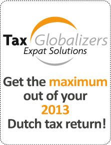 """Declare income tax 2013 in the Netherlands   Introduction  For every year you receive income out of employment in the Netherlands it is obligatory to file a Dutch tax return. This obligation becomes effective as soon as you receive an invitation to file a Dutch tax return (""""aangiftebrief"""") in the coming months or when the outcome of the tax return shows an amount payable to the tax office. In most cases the 2013 Dutch tax return has to be filed before April 1 of this year."""