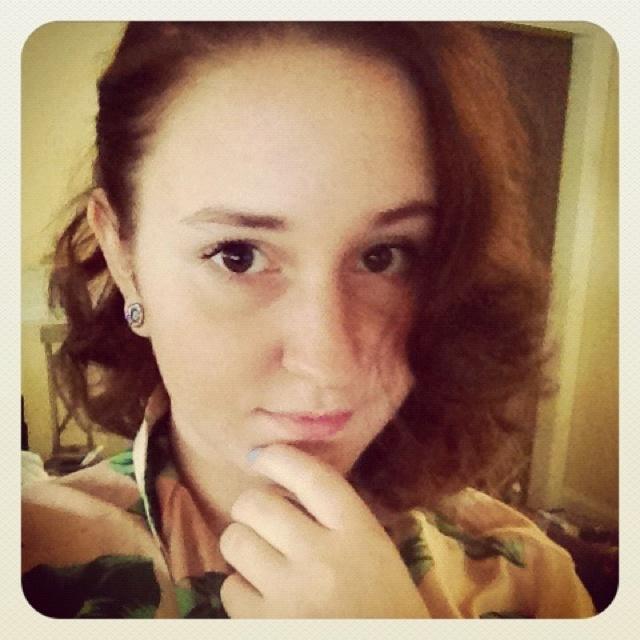 Retro curls: Retro Curls
