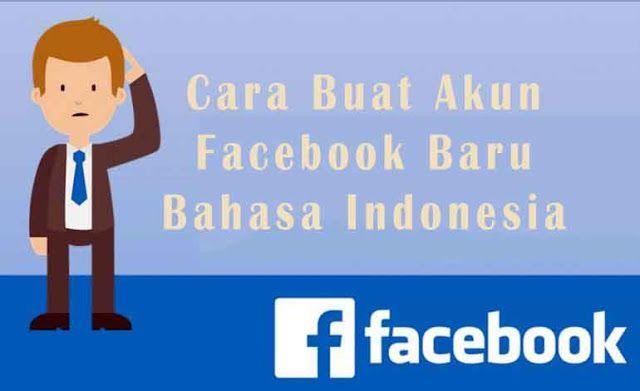 Langkah Cara Buat: Daftar Facebook Baru | Cara Buat Akun Facebook Bar...
