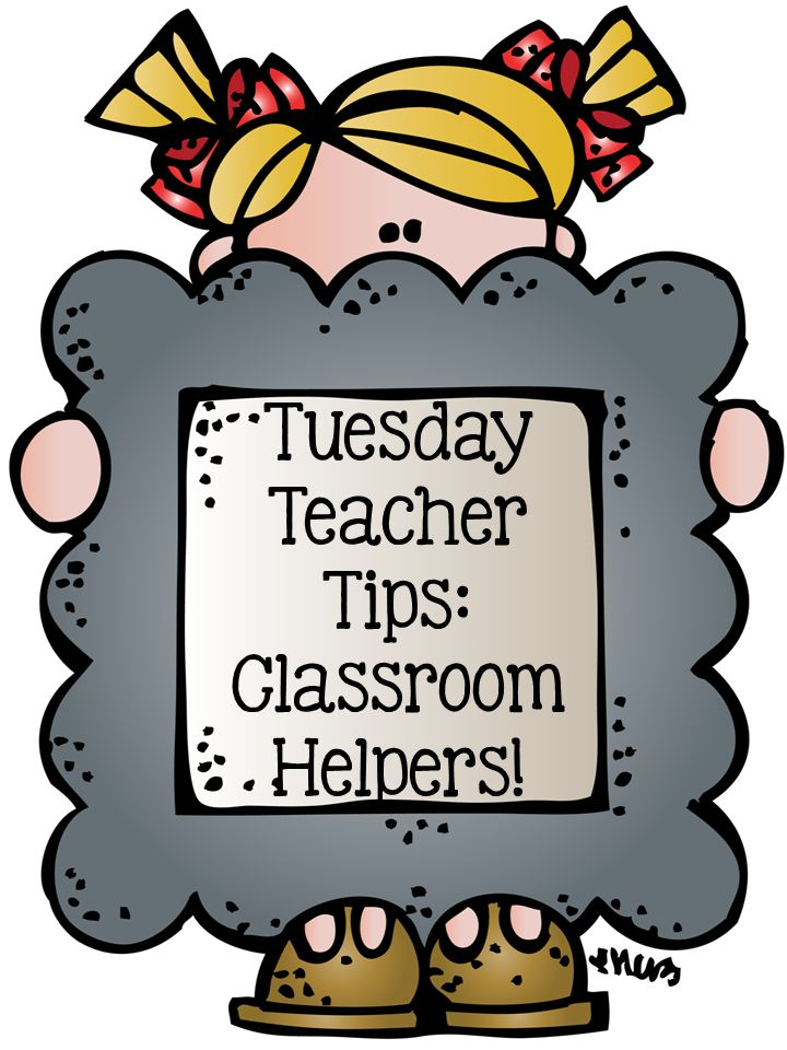 Tuesday Teacher Tips: Classroom Helpers - tips to help you have a smooth running classroom.