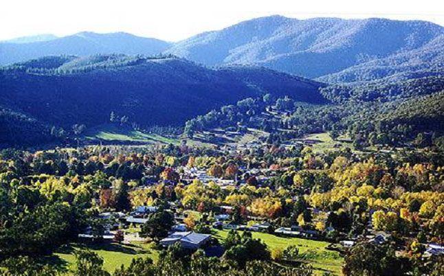 Bright, Victoria Australia