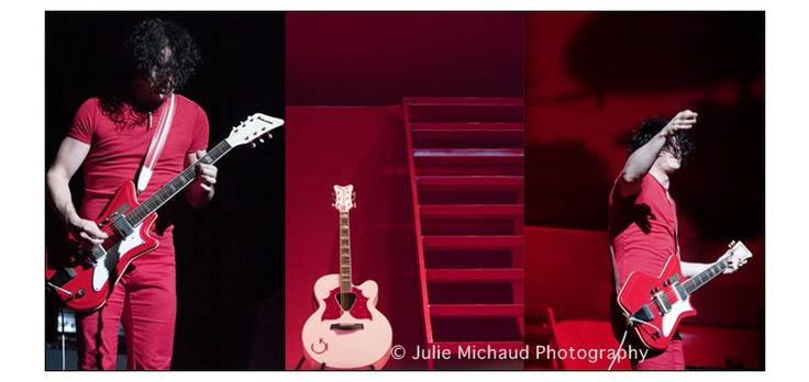 The whites Stripes   last tour  ©Juliemichaud Photography  www.juliemichaudphoto.com