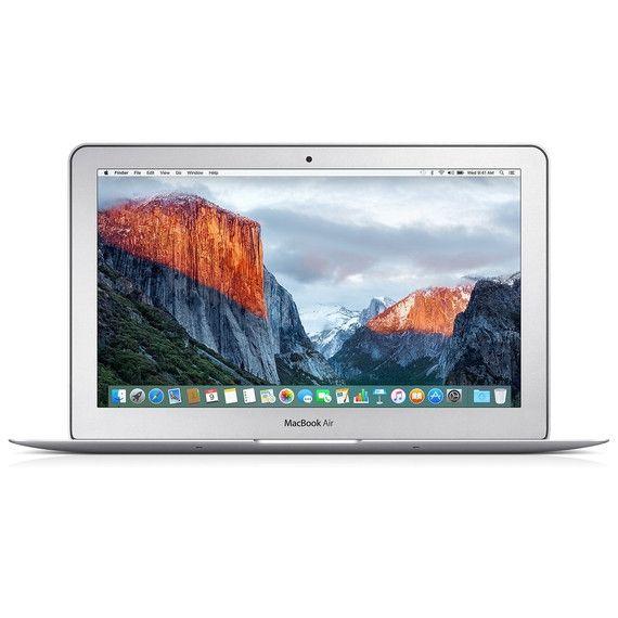 "Apple MacBook Air 11.6"" Laptop with Intel i5-5250u Processor, 4GB RAM, and 256GB SSD"