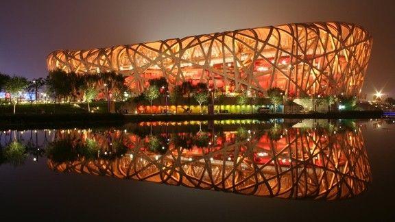 Pekin Ulusal Stadyumu #wallpaper #pekin #stad