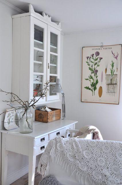 Vita Verandan: vardagsrum