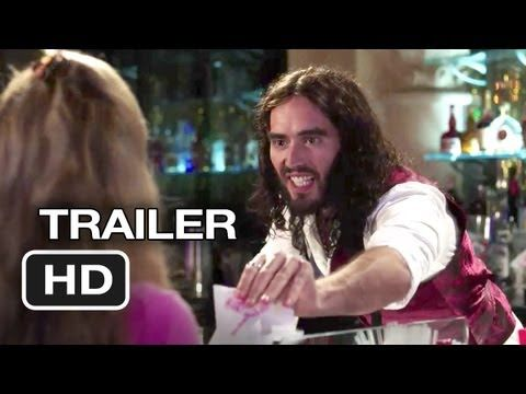 Paradise Official Trailer #1 - Julianne Hough, Russell Brand Movie