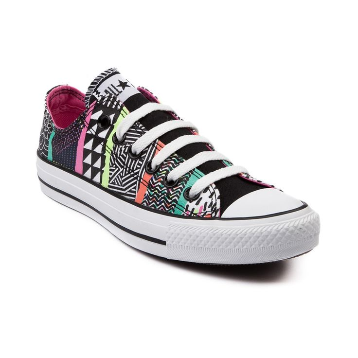 Womens Converse All Star Lo Sneaker- Journeys