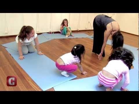 En Forma: Yoga Kids - YouTube