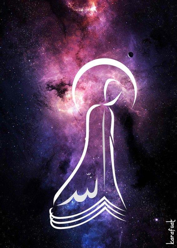 Sufi, Efendisidir kainatın, zerredir onda...