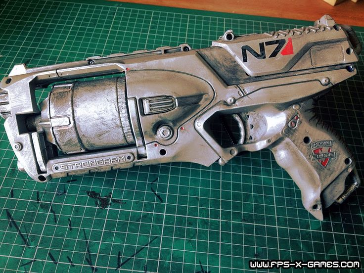 Nerf Doomlands Custom Paints