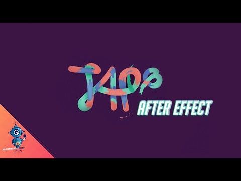 Imitating Liquid Motion in After Effects Tutorial - Smooth Text Animation in After Effects - YouTube