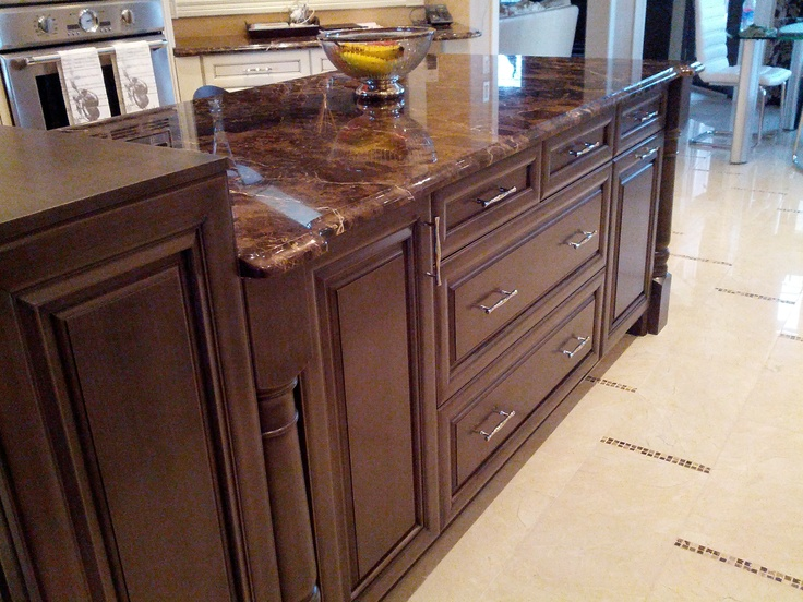 Cabinetry Kitchen Craft door style paxson color weathered slate