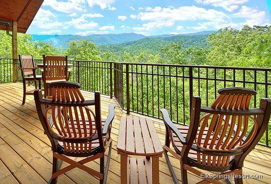 Elk Springs Resort in Gatlinburg, TN