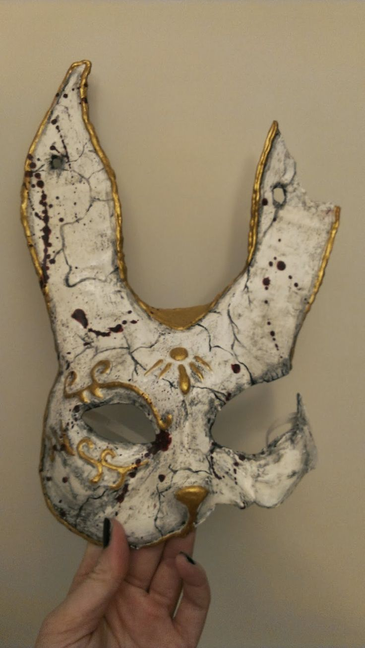 Splicer Bunny Mask: plus she does a lot of cosplay stuff and has tutorials for most of it