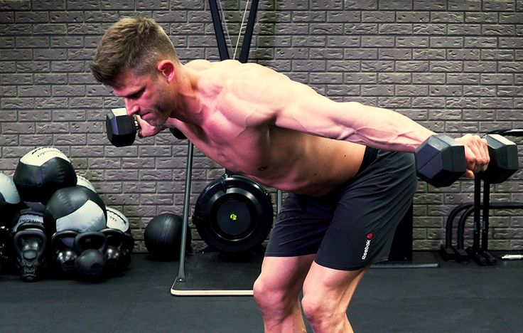 ​This 3-move workout mercilessly slams the shoulders from multiple angles