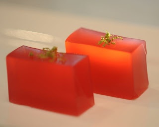 Jelly Shot Test Kitchen: Cosmopolitan Jelly Shot Recipe