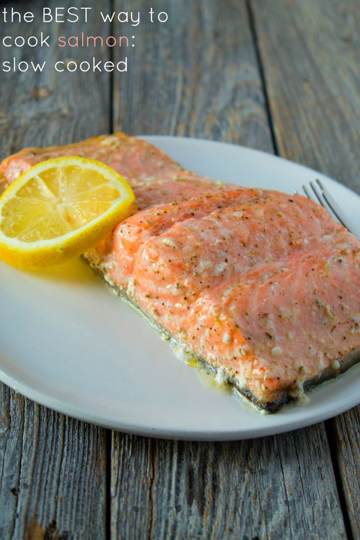 """After years of making unsatisfactory, overcooked salmon, I finally figured out the best way to cook salmon and am sharing the foolproof recipe that yields restaurant quality """"medium"""", melt-in-your mouth salmon. 
