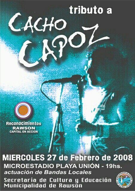 En el 2008 reconocimiento a la trayectoria musical
