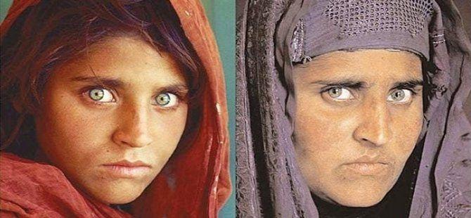 Dünyanın en ünlü Afgan kızı sınır dışı edildi