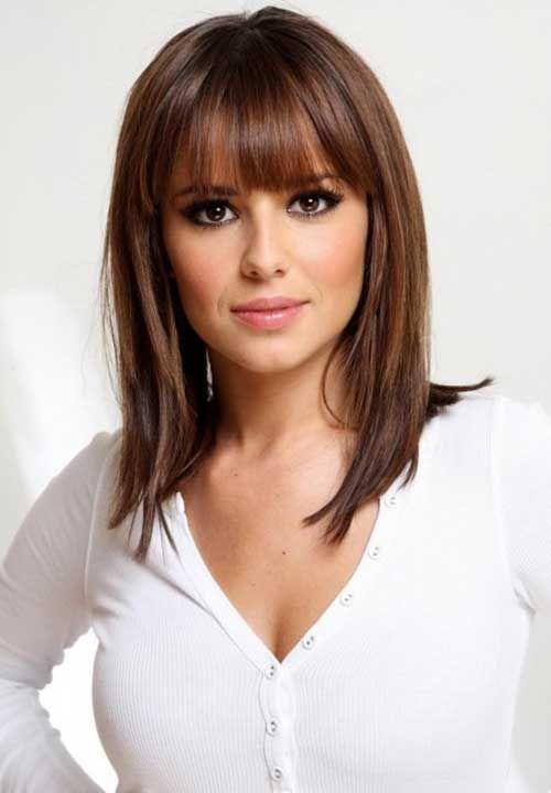 25 Best Short to Medium Haircuts | http://www.short-hairstyles.co/25-best-short-to-medium-haircuts.html