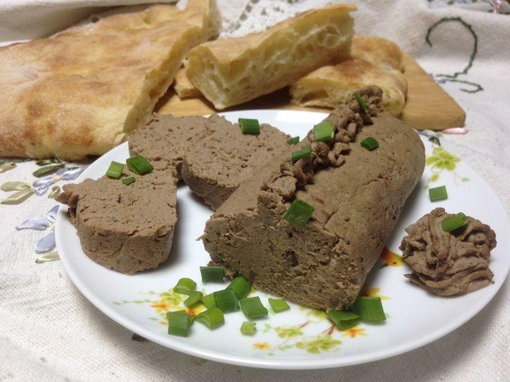Паштет из гречки и куриной печени - пошаговый рецепт с фото: Простая в приготовлении закуска. - Леди Mail.Ru