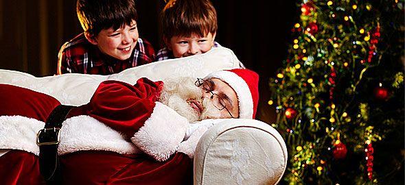 Παιδι και αναπτυξη...: Όταν το παιδί καταλάβει ότι δεν υπάρχει Άγιος Βασίλης