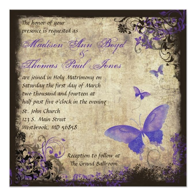 1800 best Butterfly Wedding Invitations images – Butterfly Wedding Invitations Cheap