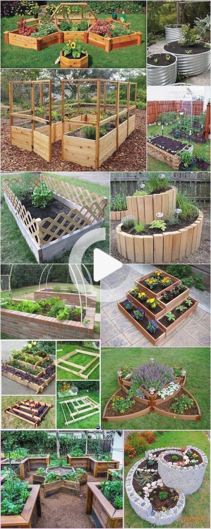 Elegant Garden Projects Diy Budget Backyard Raised Beds Inexpensive Raised Garden Bed In 2020 Vegetable Garden Raised Beds Inexpensive Raised Garden Beds Raised Garden