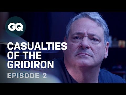 Former Guard Brent Boyd's CTE Brain Scan–Football Injuries–GQ Casualties of the Gridiron–EP2 - IBOtube